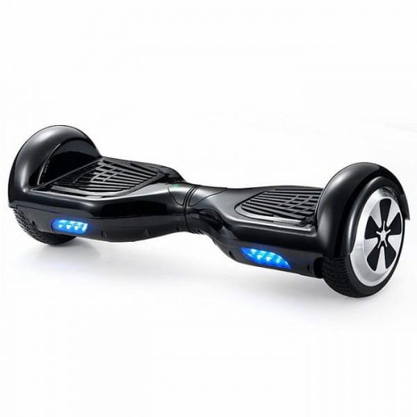 Купить Гироскутер Smart с литиевой батареей Samsung - 6,5 дюймов (черный) в интернет магазине игрушек и детских товаров