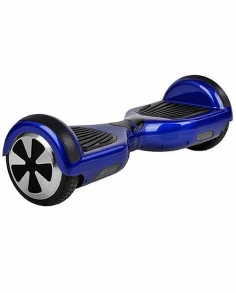 Купить Гироскутер Smart с литиевой батареей Samsung - 6,5 дюймов (синий) в интернет магазине игрушек и детских товаров