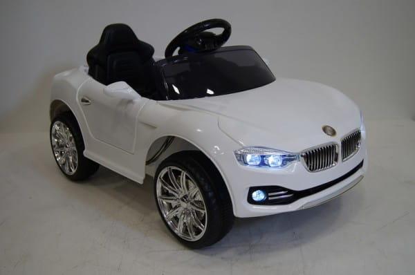 Купить Электромобиль River Toys BMW O111OO с дистанционным управлением в интернет магазине игрушек и детских товаров