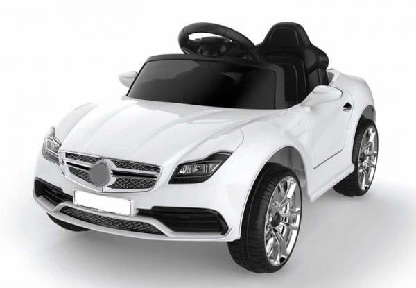 Электромобиль River Toys Mercedes O333OO с дистанционным управлением