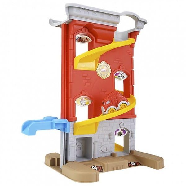 Купить Иговой набор Little Tikes Пожарная станция в интернет магазине игрушек и детских товаров