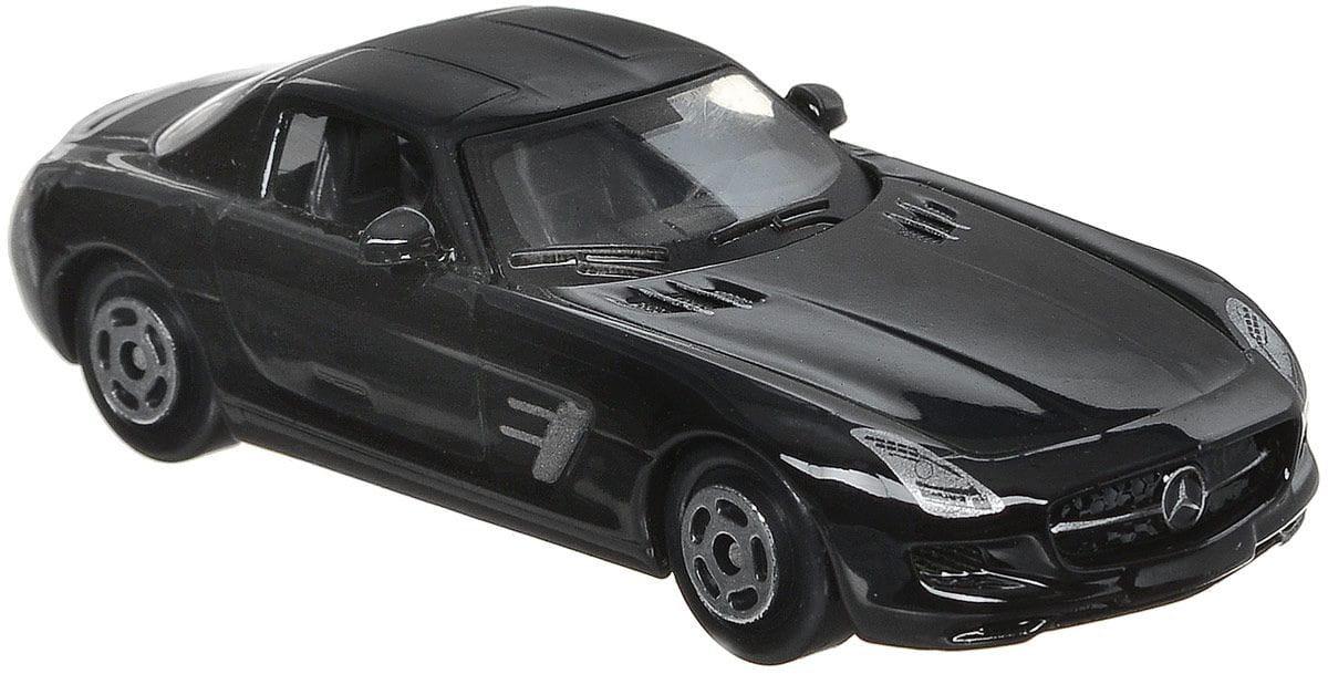 Радиоуправляемая машина ICESS Mercedes-Benz SL-65 AMG - черная 1:18