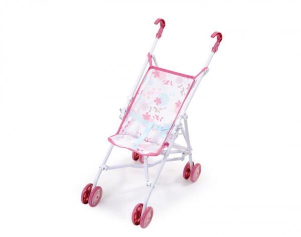 Купить Прогулочная коляска для кукол Smoby Baby Nurse в интернет магазине игрушек и детских товаров