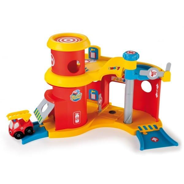 Купить Пожарная станция Vroom Planet (Smoby) в интернет магазине игрушек и детских товаров