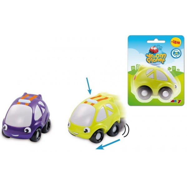 ������� � ���������� Vroom Planet (Smoby)