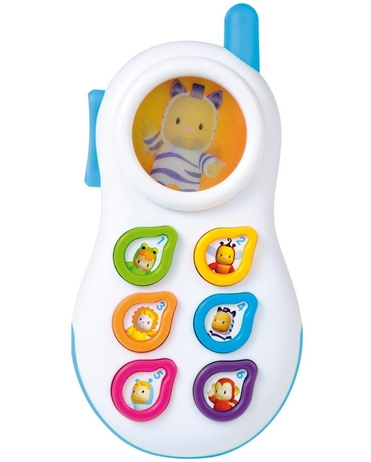 Игровой набор Smoby 211314 Телефон со звуком и светом