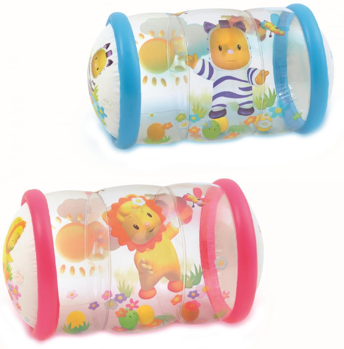 Игровой надувной цилиндр с шариками Cotoons (Smoby)