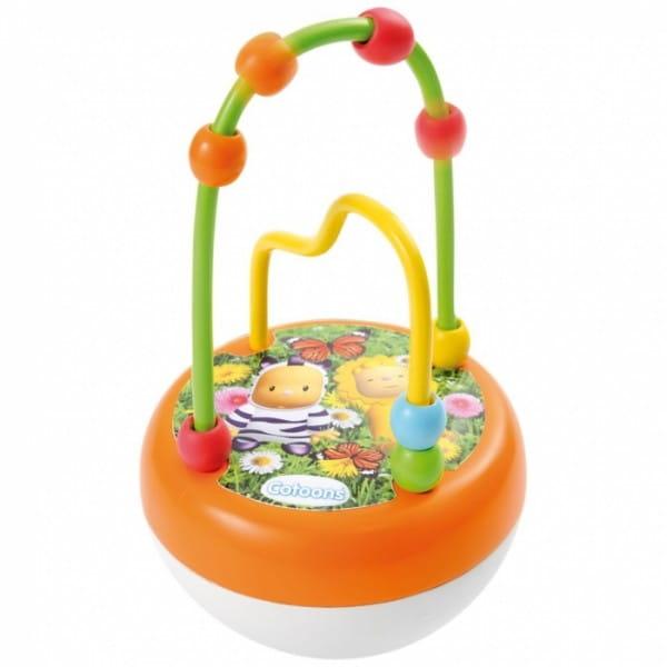 Развивающая игрушка Cotoons Неваляшка (Smoby)