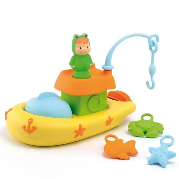 Игровой набор для ванны Cotoons Рыбалка (Smoby)