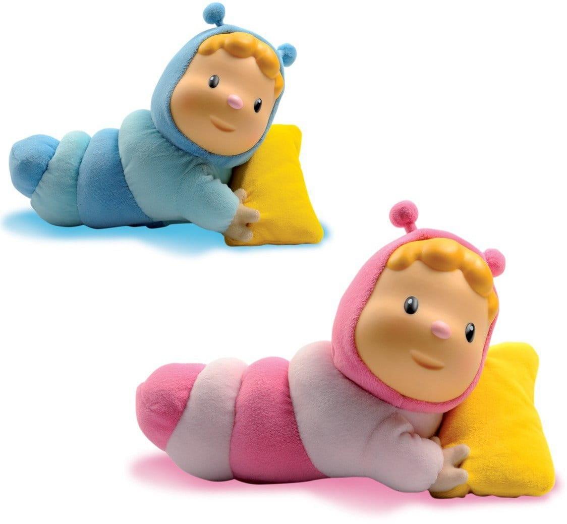 Кукла-ночник Cotoons со световыми и звуковыми эффектами (Smoby)