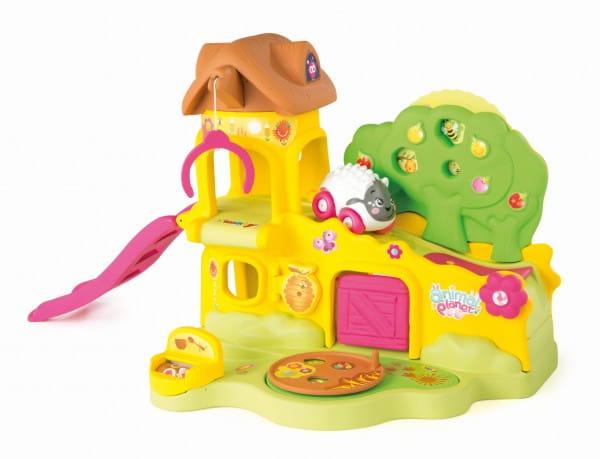 Купить Музыкальная игрушка Smoby Animal Planet Моя маленькая ферма в интернет магазине игрушек и детских товаров