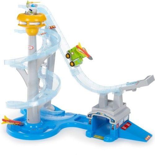 Купить Игровой центр Little Tikes Гонки в интернет магазине игрушек и детских товаров