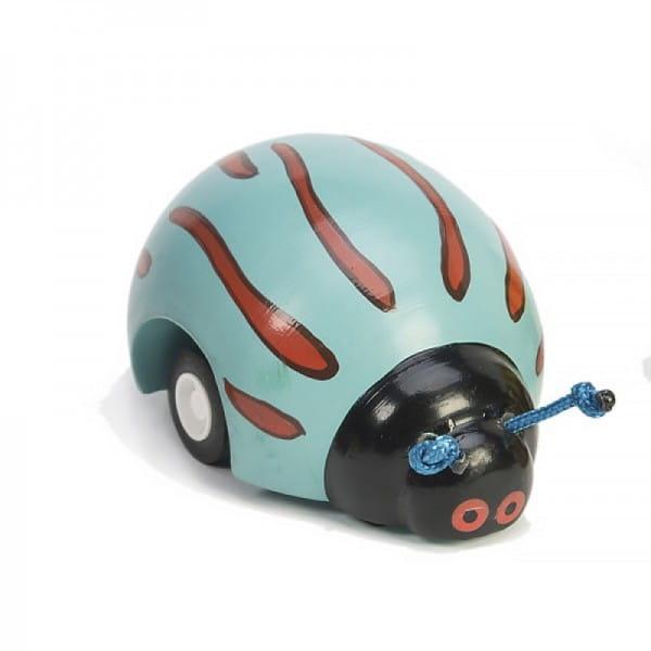 Игровой набор Le Toy Van Голубой жук инерционный