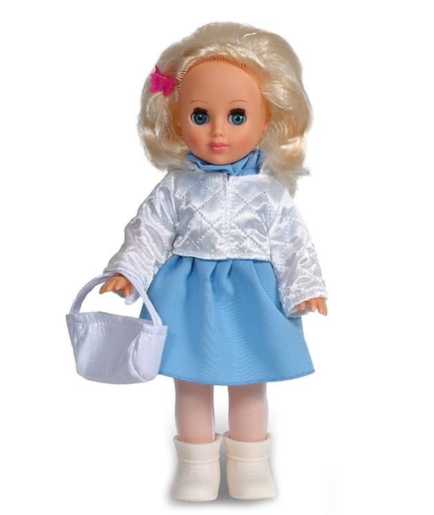 Кукла ВЕСНА Алла с сумочкой - 40 см