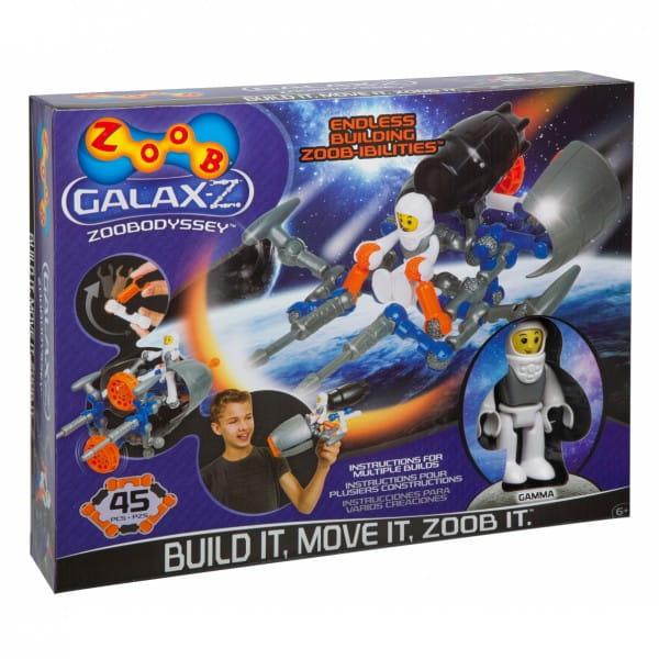 Конструктор Zoob 160220-3 Galax-z Odyssey