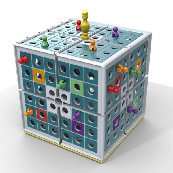 Настольная игра Plasmart M-SQ-001 Царь Куба