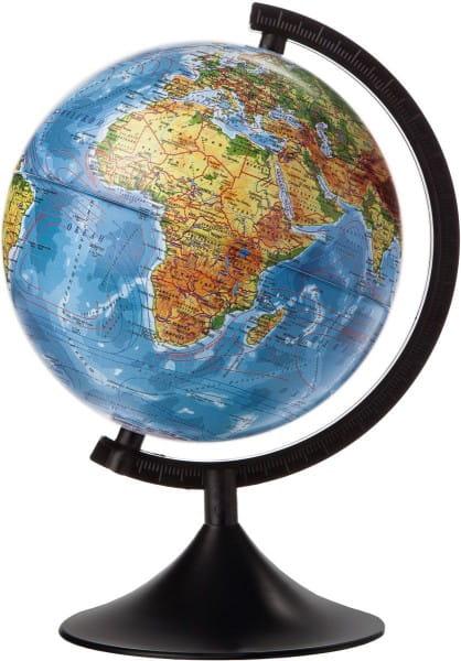 Глобус Земли Globen К012100007 физический Классик