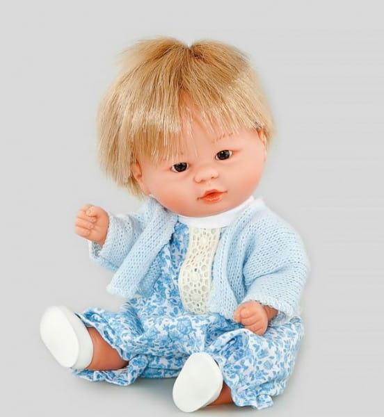 Кукла Carmen Gonzalez 12484 Бебетин - 21 см (в летнем комбинезончике)