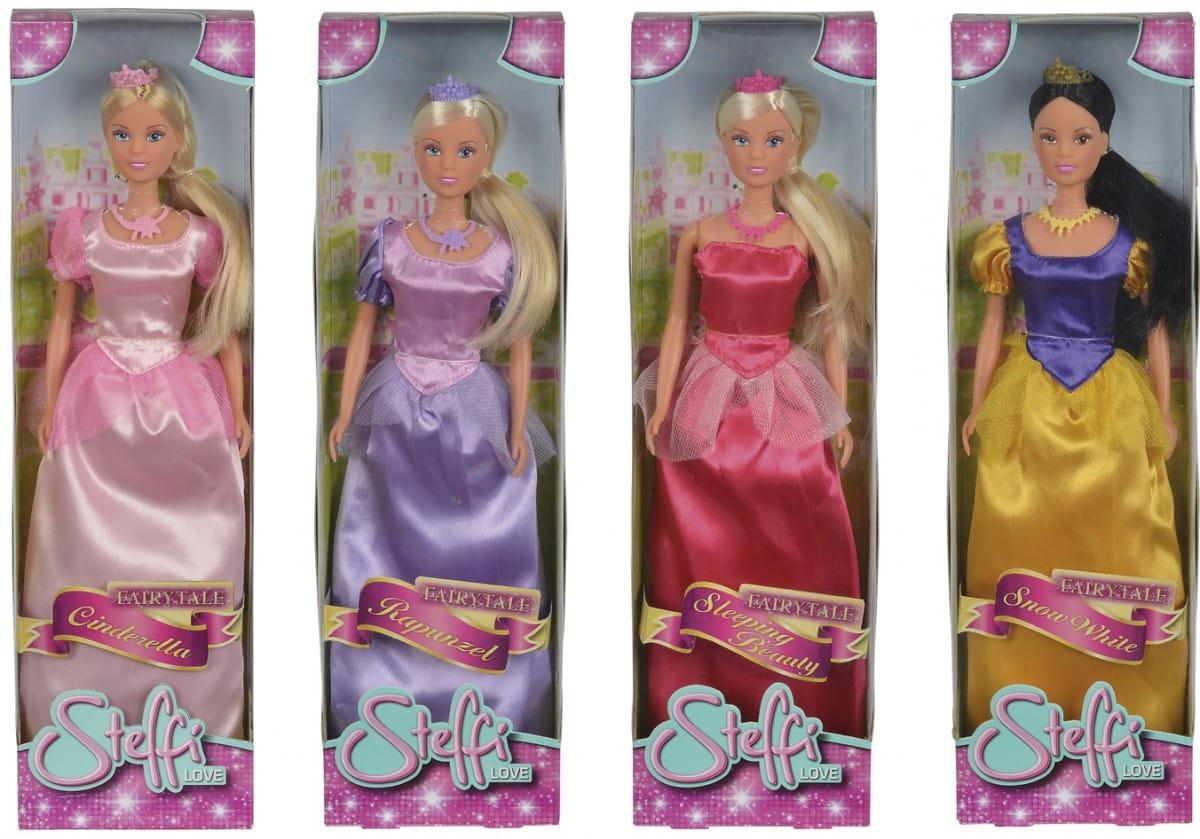 Кукла Steffi 5733399 Штеффи Сказочные принцессы (Simba)