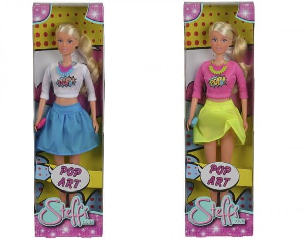 Кукла Steffi 5736215 Штеффи Поп Арт (Simba)