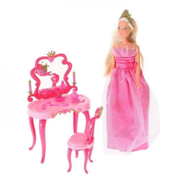 Кукла Steffi Штеффи Принцесса со столиком (Simba)