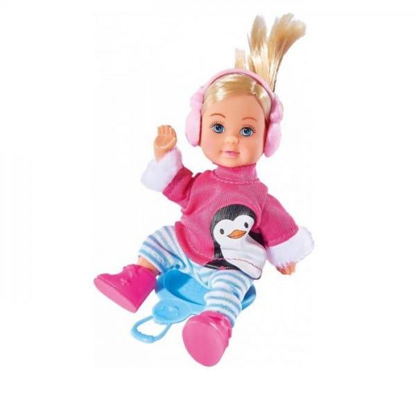 Кукла Evi Еви в зимнем костюме (Simba)