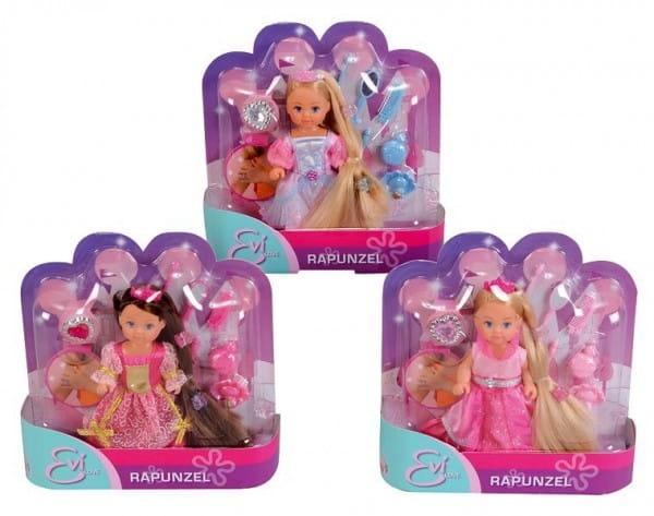 Кукла Evi Еви c длинными волосами и аксессуарами (SIMBA)