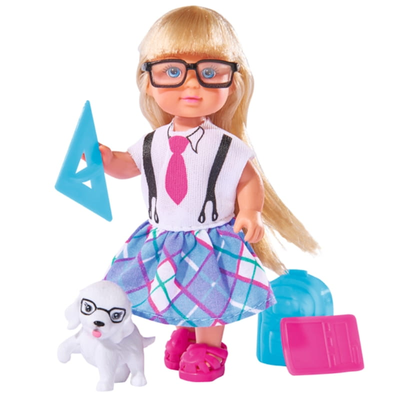 Кукла Evi Еви и школьные принадлежности (SIMBA)