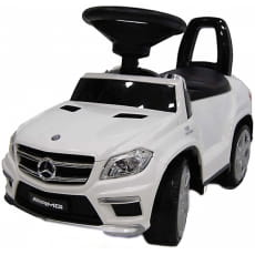 Толокар River Toys Mercedes-Benz - белый