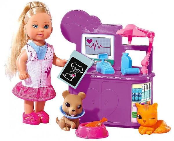 Кукла Evi Еви Ветеринар (Simba)