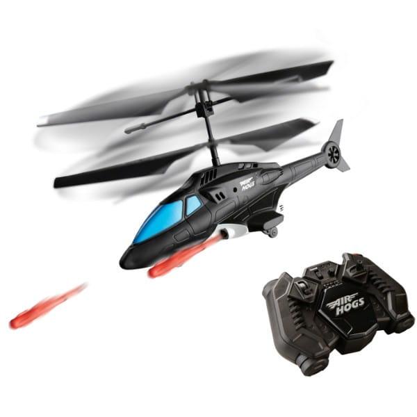 Купить Игрушка Air Hogs Вертолет на ИК пульте Sharpshooter (стреляет ракетами) в интернет магазине игрушек и детских товаров