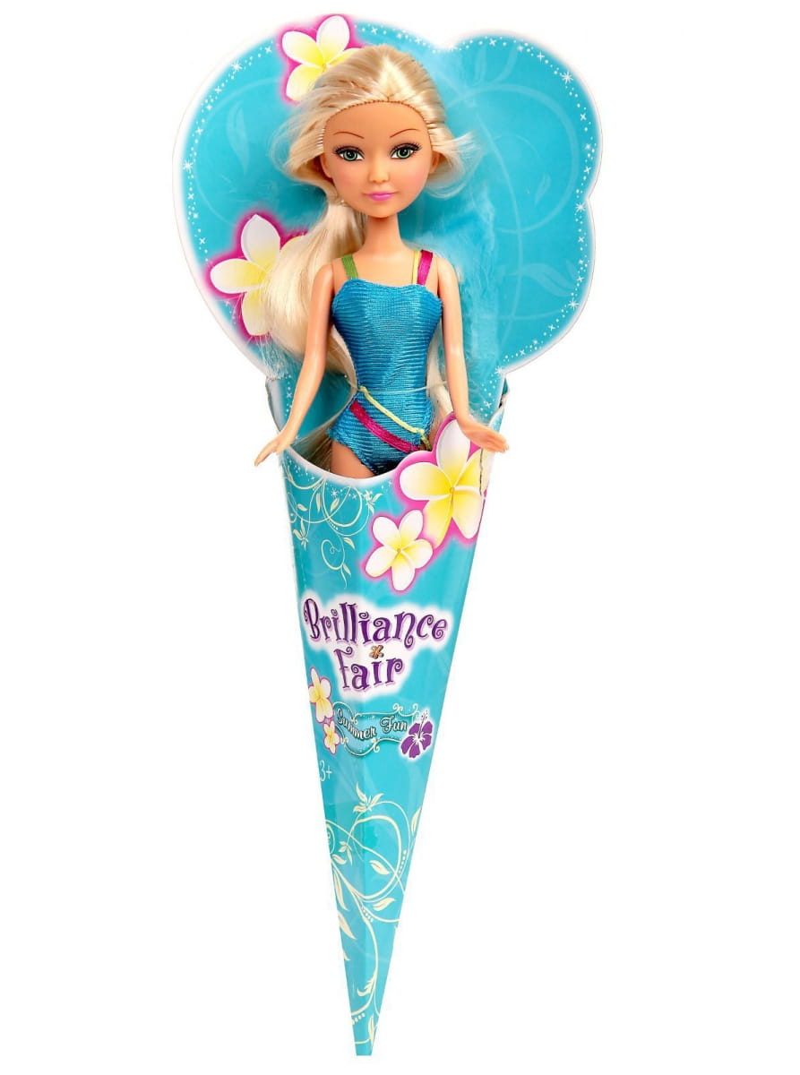 Кукла Brilliance Fair в купальном костюме (Funville)