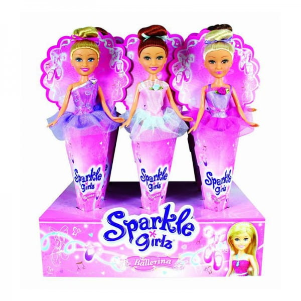 Кукла Sparkle Girlz Балерина (Funville)