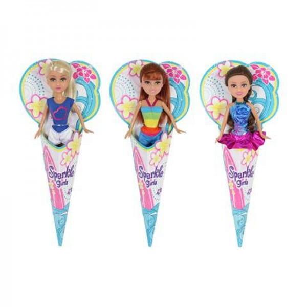 Кукла Sparkle Girlz Пляжная версия (Funville)