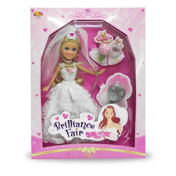 Кукла Brilliance Fair Невеста (Funville)