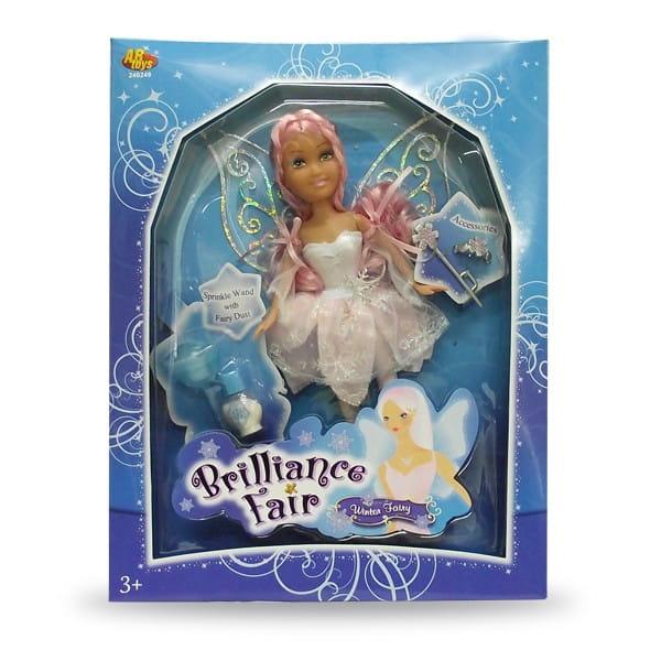 Купить Кукла Brilliance Fair Фея с волшебной палочкой (Funville) в интернет магазине игрушек и детских товаров