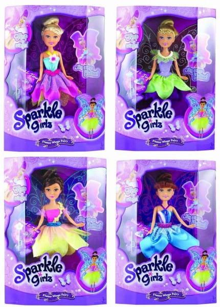 Кукла Sparkle Girlz Фея с аксессуарами (Funville)