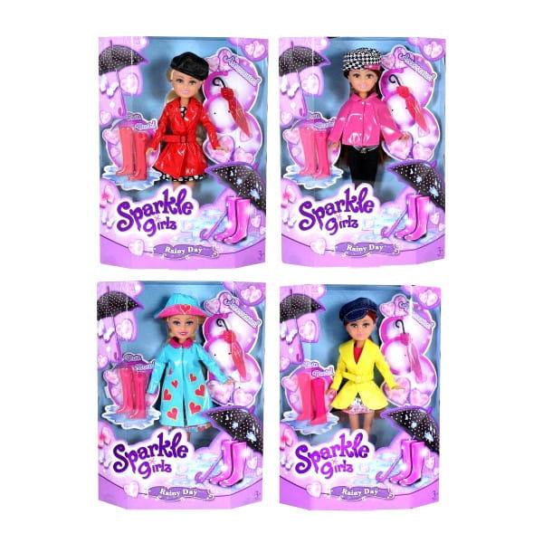 Кукла Sparkle Girlz Модница с аксессуарами (Funville)
