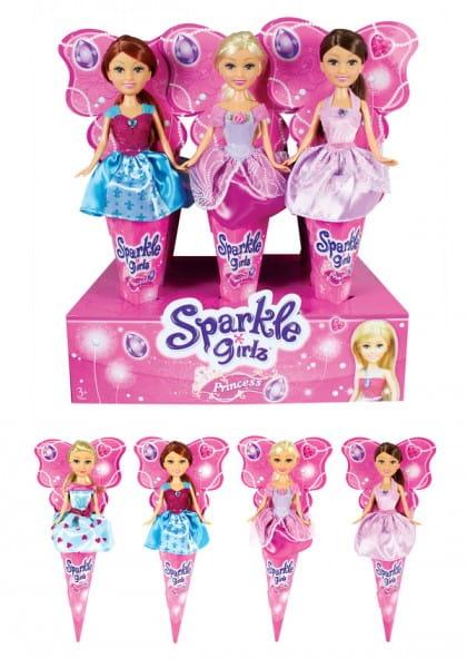 Кукла Sparkle Girlz Модница Принцесса (Funville)