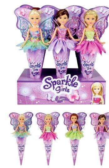 Кукла Sparkle Girlz Волшебная Фея (Funville)