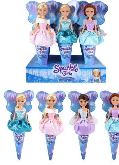 Кукла Sparkle Girlz Зимняя версия (Funville)