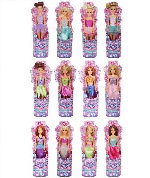 Кукла Glimmer and Style Модница в стильном наряде (Funville)