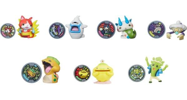 Фигурка с медалью Yokai Watch Йо-кай Вотч (Hasbro)