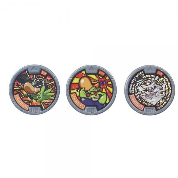 Коллекционные медали Yokai Watch Йо-кай Вотч (Hasbro)