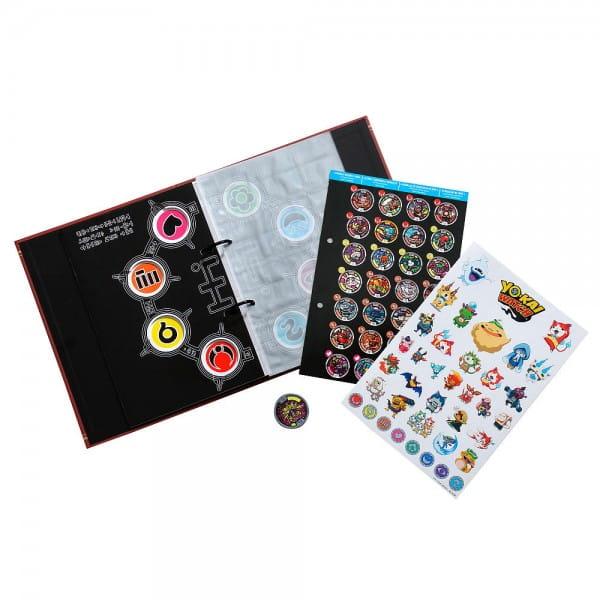 Альбом для хранения медалей Yokai Watch Йо-кай Вотч (Hasbro)