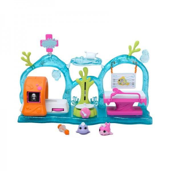 Игровой набор Splashlings Сплэшлинг Медицинский центр (TPF Toys)