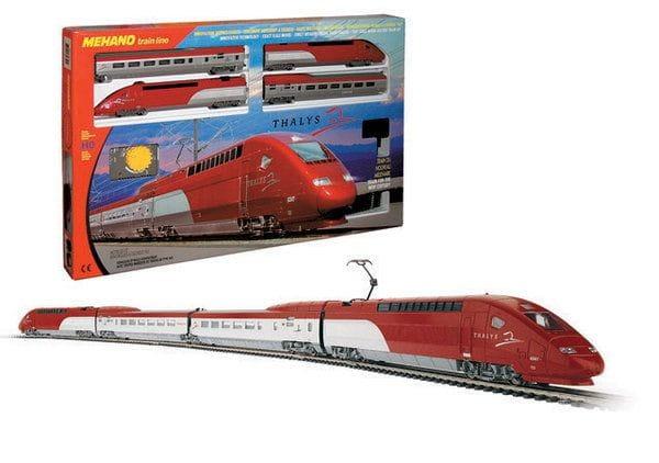 Купить Железная дорога Mehano Thalys в интернет магазине игрушек и детских товаров