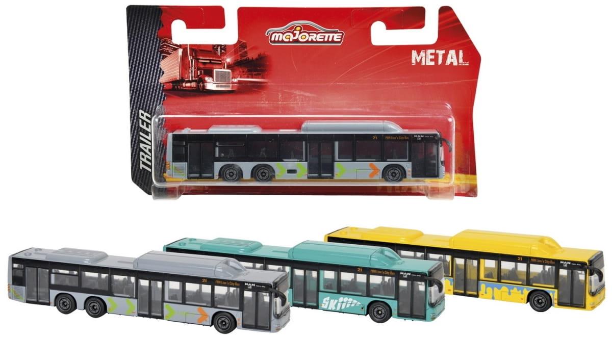 Городской автобус MAJORETTE Man