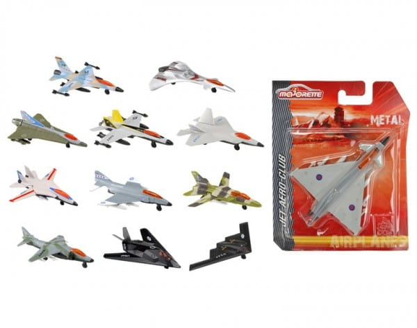 Игровой набор Majorette Военная авиация
