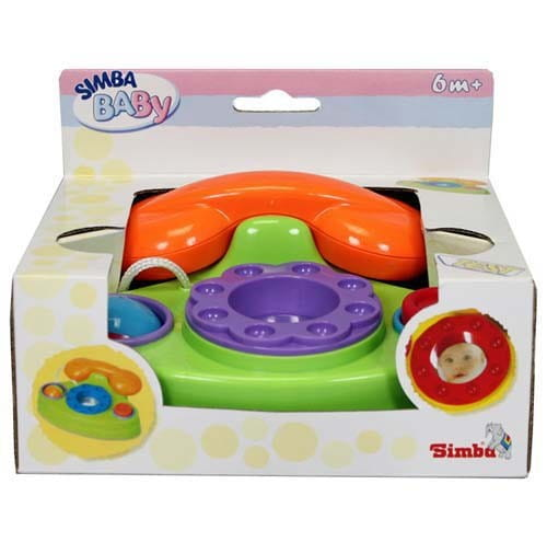 Развивающая игрушка Simba Телефон